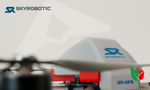 SkyRobotic Hexacopter