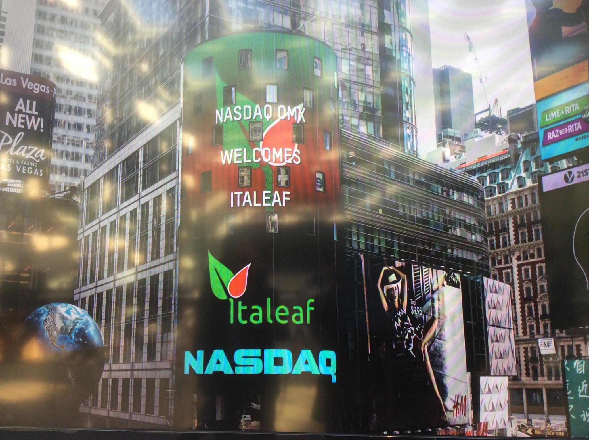 Calendario Nasdaq.Italeaf Group Innovation To Make The Change Italeaf